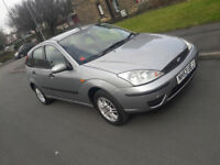Ford Focus 1.6 Petrol for sale £400 o.v.n.o 6month's Mot recently got service