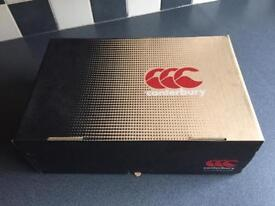 Canterbury rugby boots ( brand new )