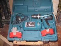 matkia 8391D 18V combi drill