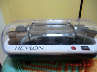 Revlon Heated Rollers with clips