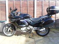 honda nt650 nt650v 650cc deauville tourer fully serviced, 12 months mot ( ride like 600cc