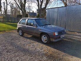 Vauxhall Nova mk1