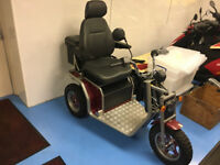 Tramper Road Legal All Terrain Electric Wheelchair