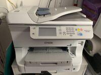 Epson Workforce Pro WF-8510DWF A3 Printer/Scanner/Fax