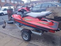 Seadoo Xp Di 2004, 63 hours on clock