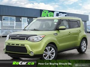 2015 Kia Soul EX+ HEATED SEATS | BACK UP CAM