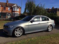 [ SATNAV/ DVD/ TV/ AUTO/ LEATHER ] BMW 3 SERIES 2.5 325i 4dr [ 218 bhp ]