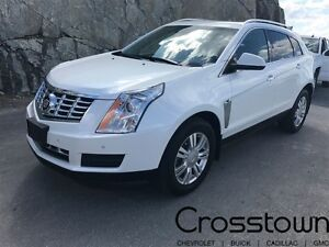 2014 Cadillac SRX LUXURY/PANO ROOF/HEATED LEATHER/LOADED