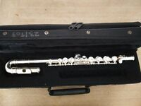 Curved Elkhart Student Flute