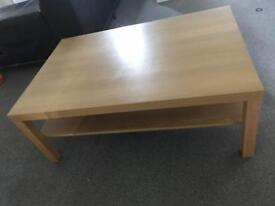 Large table/ tv stand/ coffee table