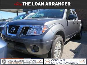 2016 Nissan Frontier SL Crew Cab LWB 5AT 4WD