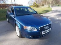 2006 56 AUDI A4 2.0 TDI SE 170 BHP ESTATE CALL 07791629657