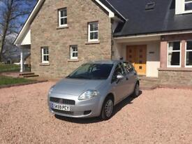 Fiat Punto Immaculate Condition April 19' Mot only 37k!
