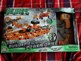 Powerdrill Toy Set - New