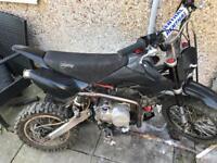 Motorbike , 140cc stomp pit bike