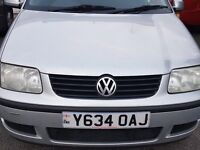 VW POLO - 1.4 - Automatic gear car for sale