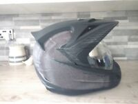 Icon varient battlescar helmet