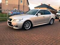 BMW 520d m sport low miles