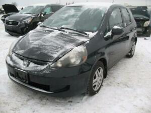 2007 Honda Fit for parts @ PICnSAVE Woodstock ws4531