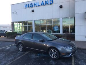 2012 Ford Fusion SEL, Leather, Roof