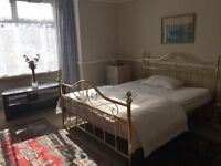 A large comfy double room in private property