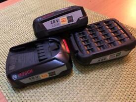 Bosch 2.5 Ah battery