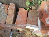 Victorian Red Bricks free to collector
