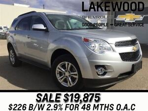 2013 Chevrolet Equinox 2LT AWD (Bluetooth, Nav)