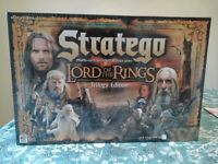 Stratego Lord of the Rings Board Game