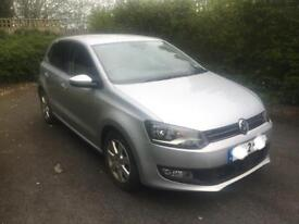 2012 VW Polo 1.2 match 1 previous owner lady owner