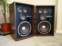 Speakers Kenwood KL-666X