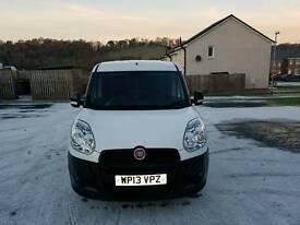 2013 Fiat Doblo 16v Multijet NO VAT one owner from new £4800 ONO