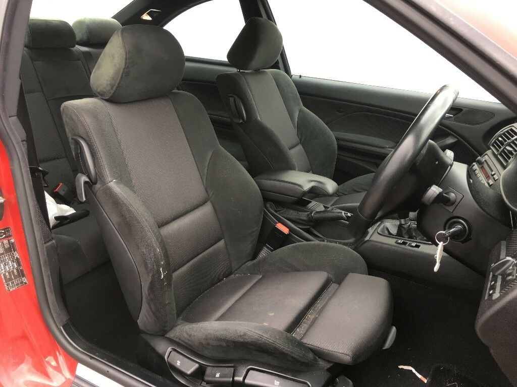 Bmw 3 5 7 X Series Interiors Seats Door Panels Leather