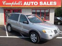 2008 Pontiac Montana SV6 7 PASS. AIR!! POWER WINDOWS!! CRUISE!!
