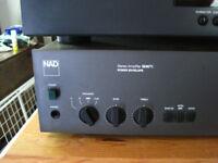 NAD 3240 PE amplifier