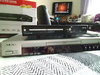 2 dvd players