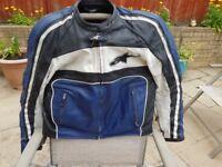 Alpinestars leather jacket