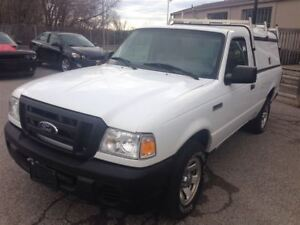 2011 Ford Ranger XL LEATHER SEATS