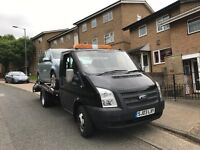 Ford transit recovery track 2.4 diesel long wheel base ready for work long mot