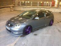 Honda Civic 1.6 Sport Type R Replica, not VTI, Golf, Astra, Leon JDM