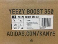 Adidas Yeezy Boost 350 V2 Blue Tint Size UK 5 (BRAND-NEW)