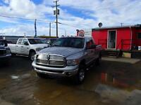 2005 DODGE RAM 3500 SLT QUAD CAB LONG BE