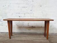 FREE DELIVERY***Vintage Mid Century Medium Teak Danish Style Design Lo