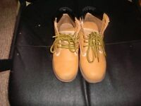 boys boots size 13 new