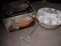 Arcoroc Bunch Bowl Set