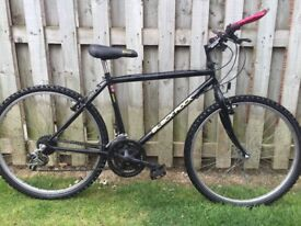 Coventry Eagle Black Rock Mountain Bike in excellent condition