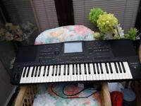 Technics keyboard