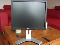 Dell monitor & Dell laptop bag FREE