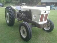 David brown 770A vintage tractor