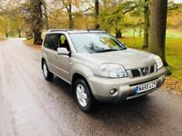 2006 Nissan X Trail 2.5 SVE 4x4 Get Ready for SNOW
